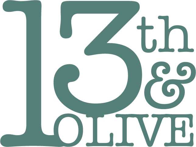 13 and Olive